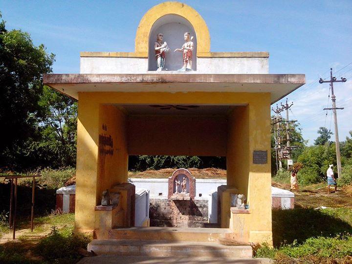 அப்பருக்கு சிவன்பெருமான் சோறு கொடுத்த இடம்