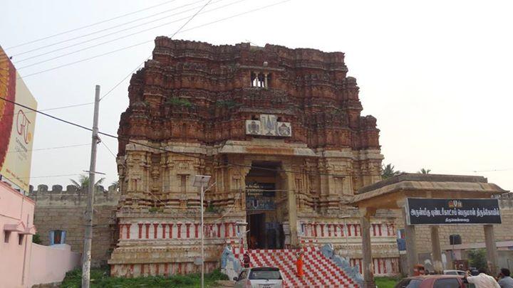 புண்டரீகாட்ச பெருமாள் (தாமரைக் கண்ணன்)- திருவெள்ளறை