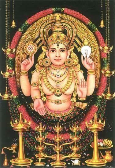 சோற்றானிக்கரை (சோட்டானிக்கரை) பகவதியம்மன் அம்மன் ஆலயம்.